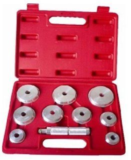 "10pc Bushing Bearing Race and Seal Install Driver Set Kit 1.565"" to 3.180"" Automotive"