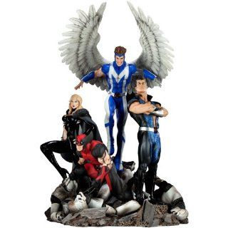 Marvel Diorama Statue Dark X men: Toys & Games