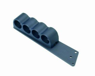 Mesa Tactical SureShell shtogun shell carrier for Mossberg 500/590 (4 Shell, 12 GA) : Gun Stock Accessories : Sports & Outdoors