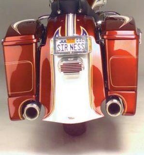 Arlen Bagger Rear Fender Cover/Saddlebag Extension For 97 98 FLT And FLHR Models (Except FLHX/FLHRS/FLHRCI) Kit For Harley Davidson (ZZ DS 720227) Automotive
