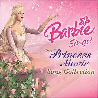 Barbie Sings The Princess Movie Song Collection Music
