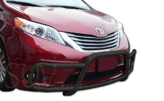 2011 2012 Toyota Sienna Front Runner Bull Bar Grille Guard Protection in BLACK Automotive