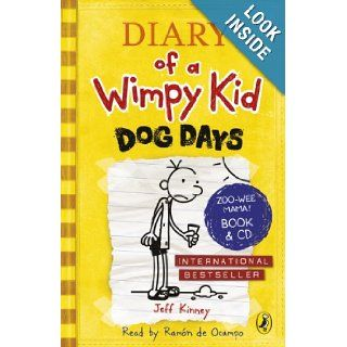 Dog Days. by Jeff Kinney (Diary of a Wimpy Kid) Jeff Kinney 9780141340548 Books