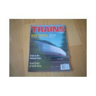 Trains Magazine, February 2001 (Vol. 61, No. 2) Books