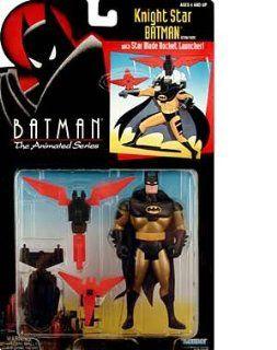 Batman The Animated Series > Knight Star Batman Action Figure Toys & Games