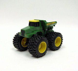 John Deere 5 Inch Monster Treads Dump Truck Toys & Games