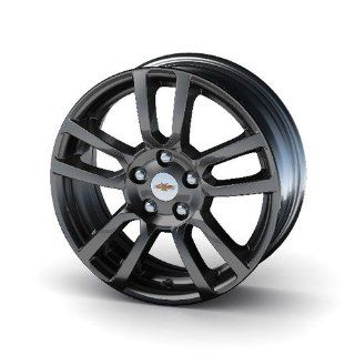 "2012 2014 Chevrolet Sonic 16"" Black Rim Wheel Package By Gm 19259634 Ja973 Automotive"