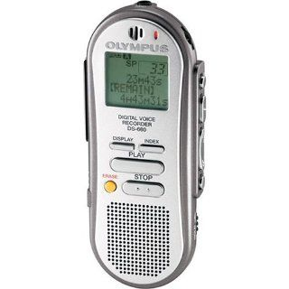 Olympus DS 660 Digital Voice Recorder Electronics