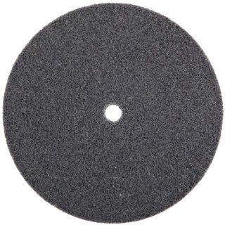 "Scotch Brite EXL Unitized Wheel, Silicon Carbide, 6"" Diameter, 5000 rpm, 1/2"" Arbor, Fine Grit (Pack of 2) Abrasive Wheels Industrial & Scientific"