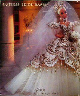 Bob Mackie Empress Bride Barbie Toys & Games