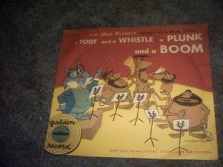 Toot & A Whistle, A Plunk & A Boom, Part 1; Toot & A Whistle, A Plunk & A Boom, Part 2: Music