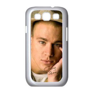 Channing Tatum Best Cover Protective Case For Samsung Galaxy S3 s3 92019: Cell Phones & Accessories