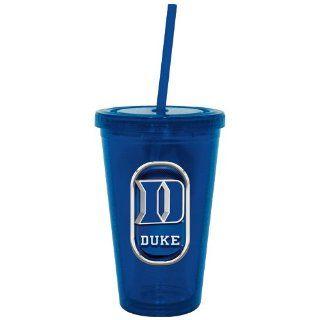 NCAA Duke Blue Devils Sip n Go Tumbler, 16 Ounce  Sports Fan Travel Mugs  Sports & Outdoors