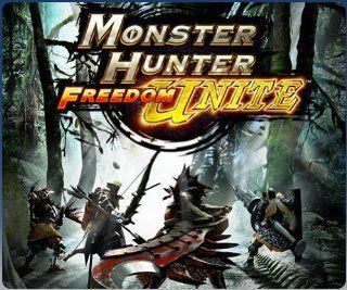 Monster Hunter Freedom Unite [Online Game Code] Video Games