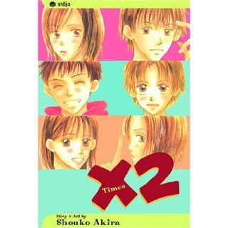 Times Two: Shouko Akira: 0782009167365: Books
