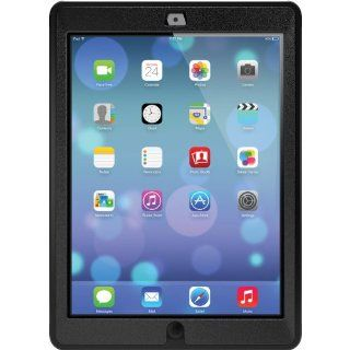 OtterBox Defender Series Case for iPad Air   Retail Packaging   Black Computers & Accessories