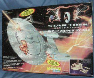 Star Trek Generations Starship Enterprise NCC 1701 D Toys & Games
