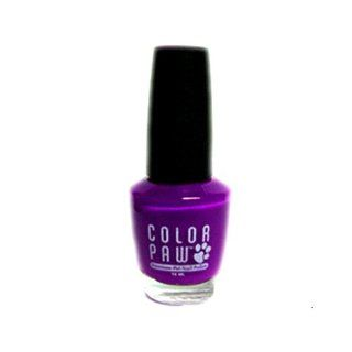 Top Performance Color Paw Dog and Cat Nail Polish, Poppin Purple