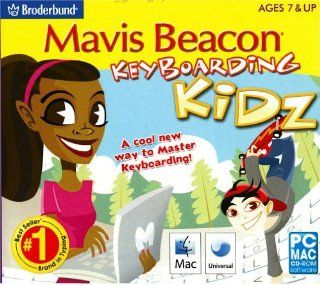 Mavis Beacon KeyBoarding Kidz: MP3 Players & Accessories