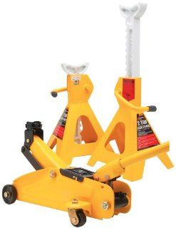 Wilmar Performance Tool W1605 2 Ton Trolley Jack and Stand