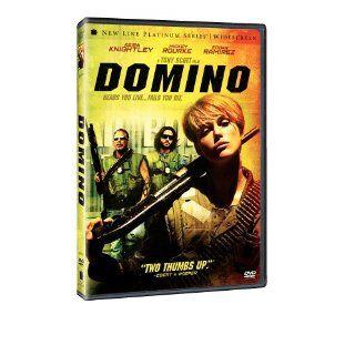 Domino (Widescreen New Line Platinum Series) Keira Knightley, Mickey Rourke, Edgar Ramirez, Delroy Lindo, Mena Suvari, Lucy Liu, Christopher Walken, Tony Scott Movies & TV
