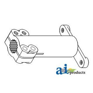 A & I Products Coupler, Hydraulic Pump Drive Shaft Replacement for John Deere Industrial & Scientific