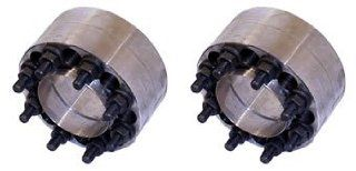 Front Dual Wheel Adapters ('01 '07 Chevy/GMC Truck and Van) Automotive