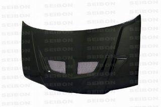 Seibon Carbon Fiber EVO Style Hood Volkswagen Jetta 00 04: Automotive