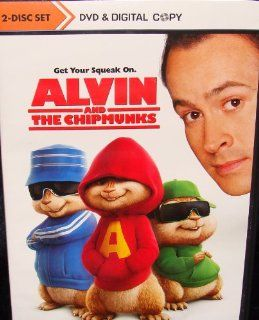 Alvin and the Chipmunks Get Your Squeak On (2 Disc Set) 2007: Jason Lee, David Cross, Peter Lyons Collister, Janice Karman Ross Bagdasarian: Movies & TV