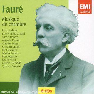 Musique De Chambre   Barbizet, Collard, S. Francoi: Music
