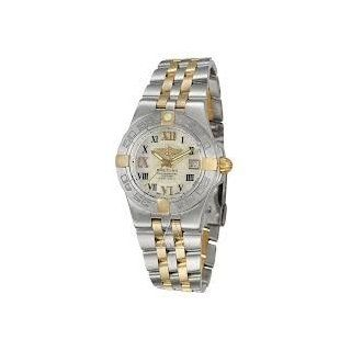 Breitling Windrider Galactic Mother of Pearl Dial Mens Watch B7134012 A688TT at  Men's Watch store.