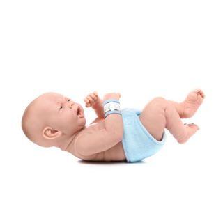 JC Toys La Newborn   14 Anatomically Real Boy Vinyl Doll