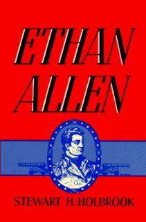 Ethan Allen (9780832302664) Stewart Hall Holbrook Books