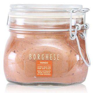 Borghese Fango Active Mud for Hair and Scalp, 17.6 Ounce  Hair And Scalp Treatments  Beauty