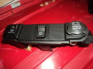 01 05 Rear Wiper Defrost Switch Power Outlet Chrysler PT Cruiser 04671672AA / 04671671AC / 04671670AB / 04671620A6 Automotive