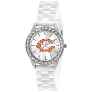 Chicago Bears Game Time Pro Womens Frost Watch