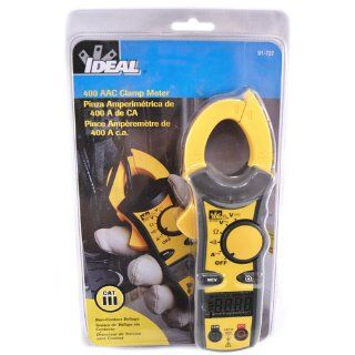 Ideal Industries, Inc. 61 732 400A Ac Clamp Meter   Voltage Testers
