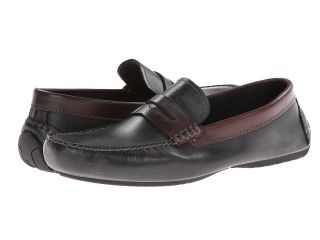 Johnston & Murphy Cowan Penny Mens Slip on Shoes (Brown)