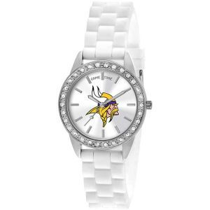 Minnesota Vikings Game Time Pro Womens Frost Watch