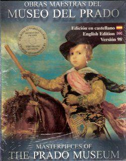 Obras maestras del Museo del Prado (Spanish Edition) Micronet USA 9788492334810 Books