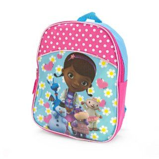 Disney Girls Doc McStuffins Mini Backpack: Toys & Games