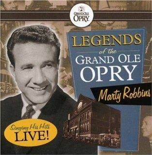 Grand Ole Opry: Marty Robbins: Music