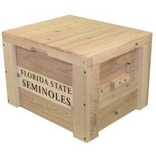 LoBoy Coolers DB101 Wood Deck Box School Florida State