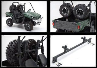 Rhino Roll Cage Dual Tire Mount  Boating Steering Wheels  Sports & Outdoors