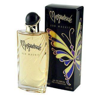 Masquerade By Bob Mackie For Women. Eau De Parfum Spray 3.4 Ounces  Bob Mackie Masquerade Perfume  Beauty
