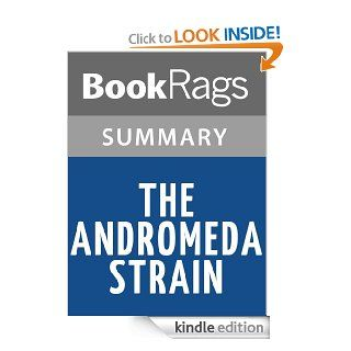 The Andromeda Strain Summary & Study Guide  Michael Crichton eBook BookRags Kindle Store
