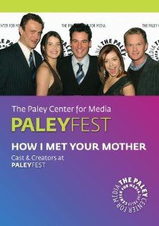 How I Met Your Mother: Cast & Creators Live at the Paley Center: Alyson Hannigan, Neil Patrick Harris, Josh Radnor, Jason Segel, Cobie Smulders, The Paley Center for Media, Carter Bays, Craig Thomas, Pamela Fryman: Movies & TV