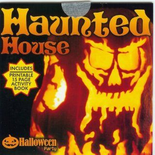 Halloween Haunted House Horror Sounds Effects Fx Party Cd: Music