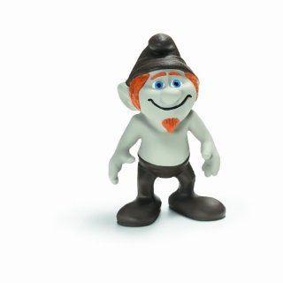 Schleich Hackus Movie Smurf Toy Figure: Toys & Games