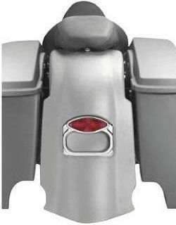 Ness Tech Bagger Tail Fiberglass Fender Kit for Harley 2002 2008 Touring Models Automotive